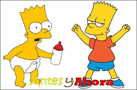 Bart simpson imagenes movibles - Imagui