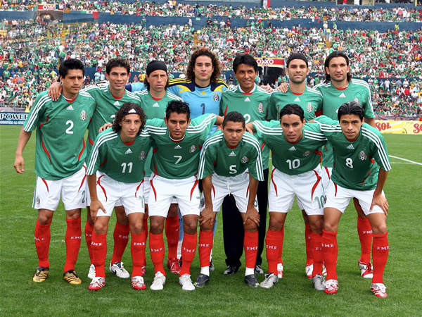 foot ball mexicano: