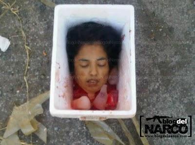 Fuente Ver Mas Narcos Aqui Decapitados Vestidos Mujer Guerrero