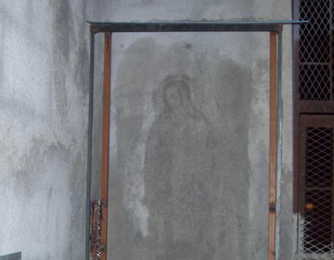 REVELACIONES MARIANAS Virgen-pared