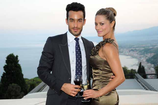 Aarón Díaz y Lola Ponce esperan su primer hijo