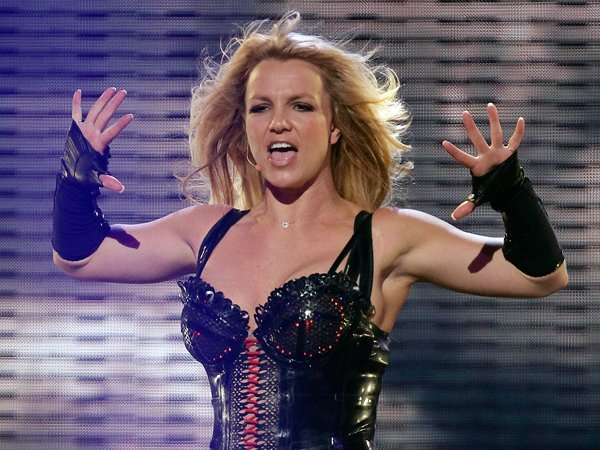 Britney Spears sufre desorden mental