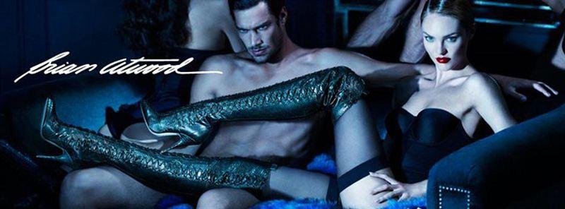 La foto censurada de Candice Swanepoel por exceso de erotismo