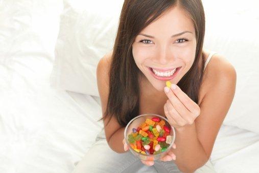 Los snacks que puedes comer sin engordar