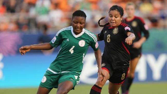 Tri femenil sub-20 pierde ante Nigeria