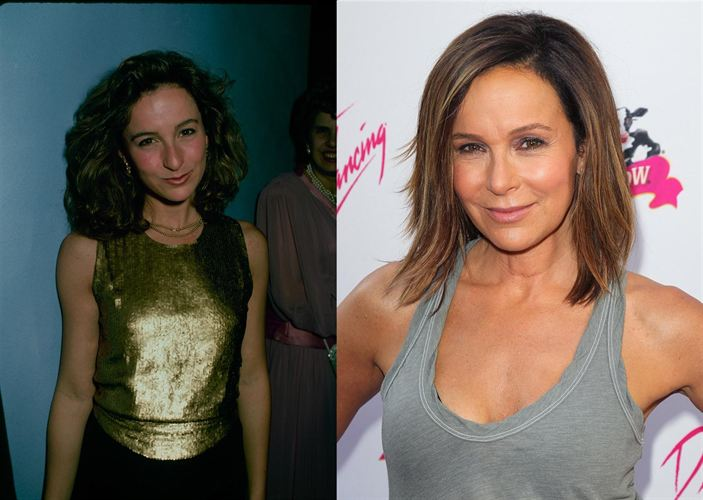 Jennifer Grey, protagonista de Dirty Dancing, irreconocible - Foto