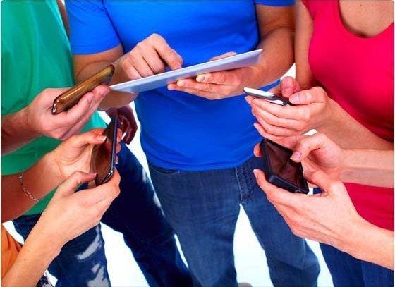 El uso de los smartphones en la sociedad del futuro