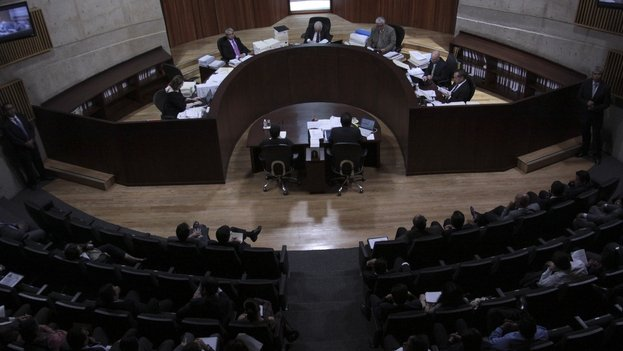 El Tribunal Electoral rechaza la impugnación de la izquierda a la elección