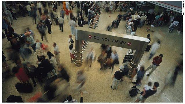 Éstos son los aeropuertos donde seguro te enfermas