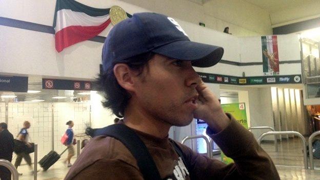 Aparece con vida el vocero de #YoSoy132