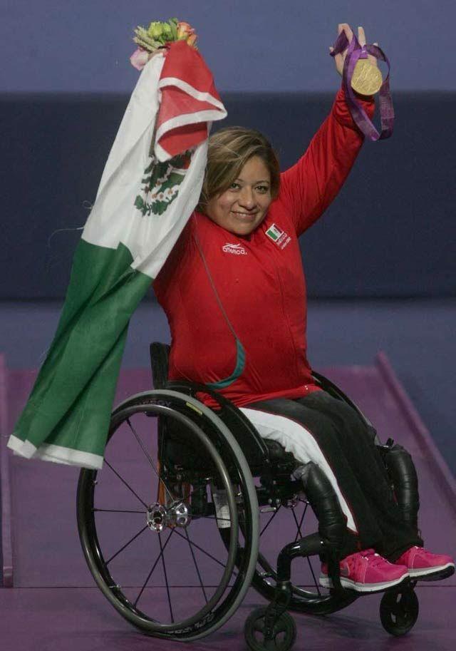 Primer oro para México en Paralímpicos de Londres