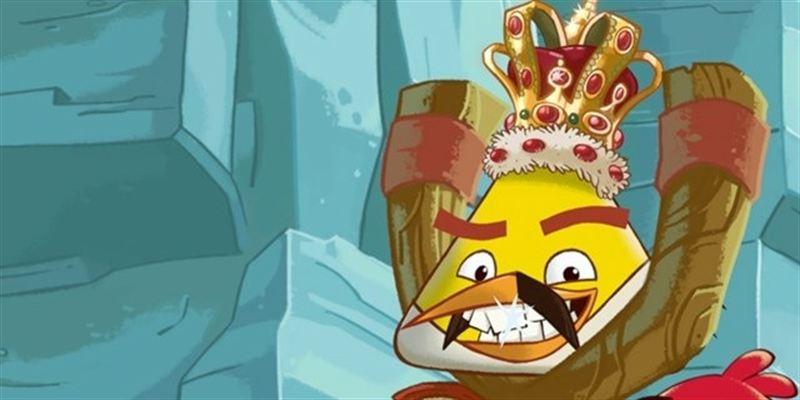 Angry Bird reencarna a Freddie Mercury