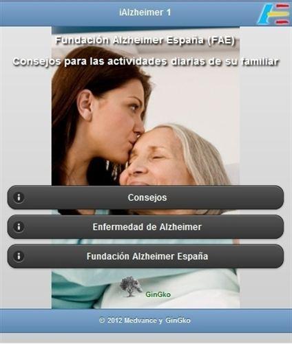 Conoce la app i-Alzheimer para pacientes enfermos