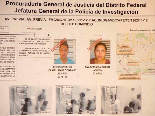 52 años de cárcel a los asesinos de actriz Julia Marichal