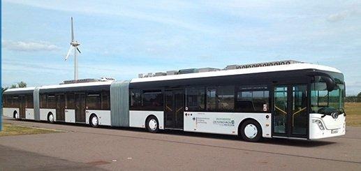 Fotos: Conoce el autobús más largo del mundo