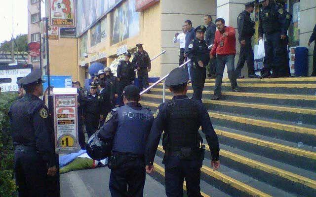 Video: Tiroteo en Plaza Galerías deja tres muertos