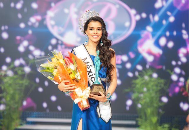 Conoce a Nuestra Belleza México 2012