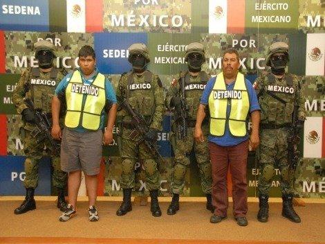 Detienen a 'El Cochiloco' líder zeta en La Laguna