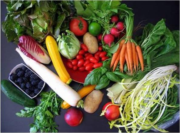La comida orgánica es más sana?