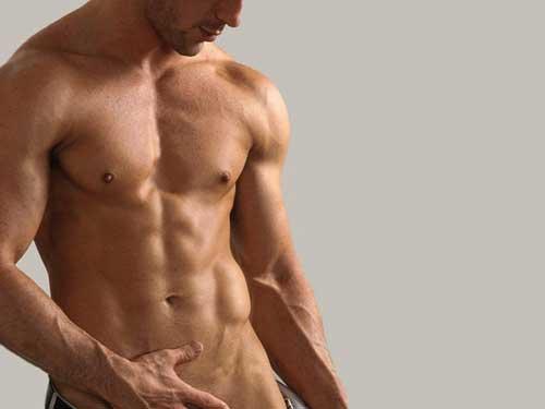 Las partes del cuerpo que más se depilan los hombres