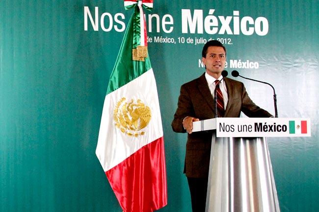 Así es la estrategia antinarco de Enrique Peña Nieto