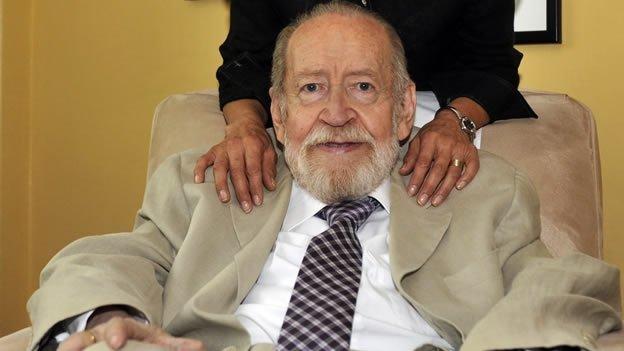Murió Ernesto de la Peña a los 84 años