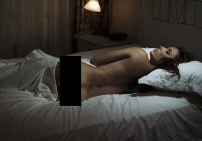 Foto: Eva Longoria se atreve sin ropa