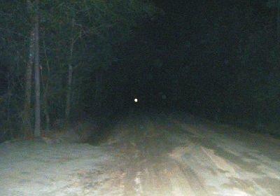 Foto y Video: Fantasma atrae el turismo en Texas