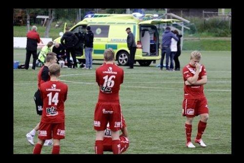 Video: Un futbolista muere luego de anotar un gol
