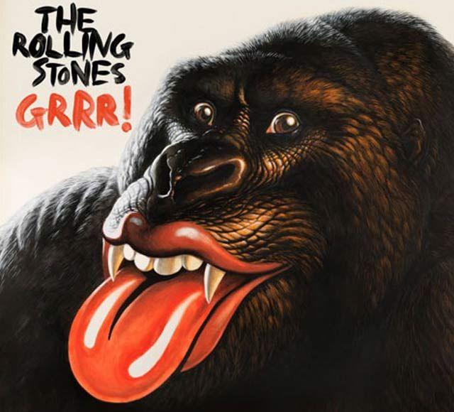 Grrr! El nuevo disco de los Rolling Stones