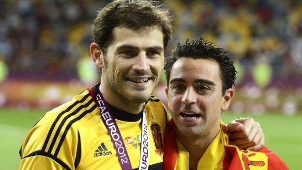Iker Casillas y Xavi Hernández ganan el Premio Príncipe de Asturias