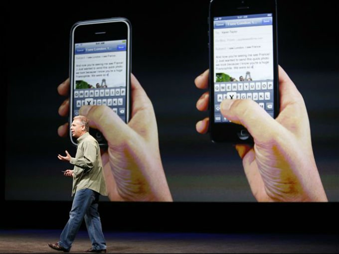 Apple presenta el iPhone 5 - Conocelo aquí