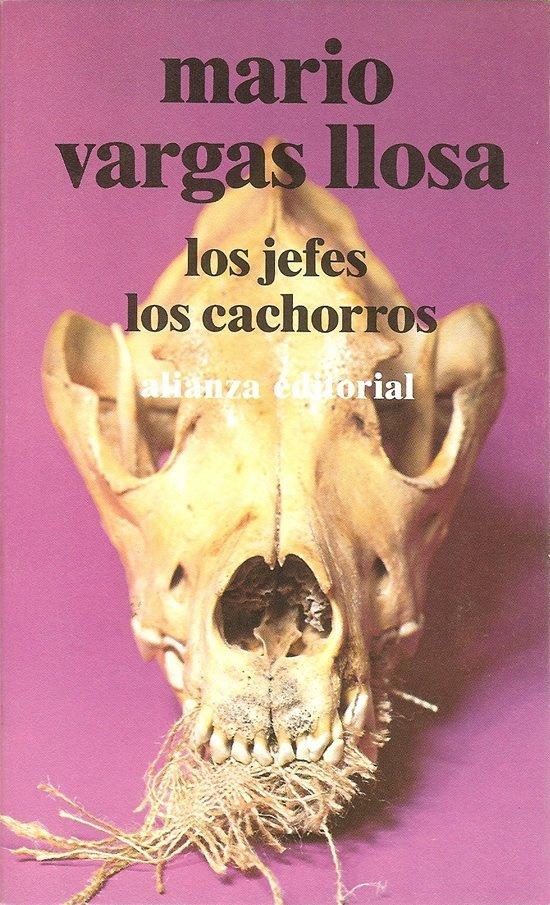 Los jefes, los cachorros - Mario Vargas Llosa