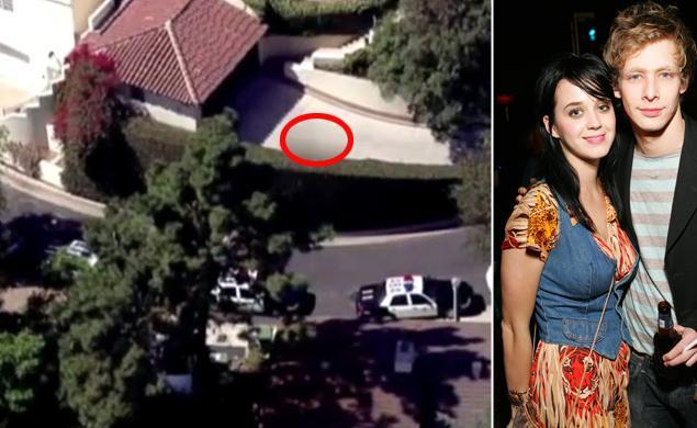 Ex de Katy Perry mata a una anciana y luego se suicida