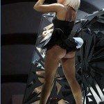 Fotos y Video: Lady Gaga aumentó 14 kilos - Lady Gaga con sobrepeso