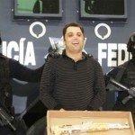 Fotos y video: Cae el líder de 'La Resistencia' y se mofa de los policías