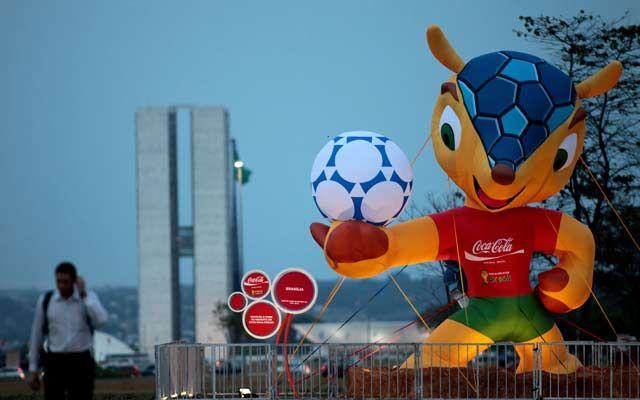 Fecha y hora del partido inaugural del Mundial 2014