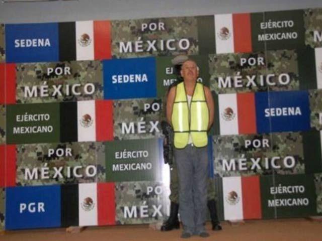 Video: Cae el 'Matamoros' líder zeta en Coahuila