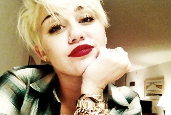 Video: Miley Cyrus y el susto de su vida