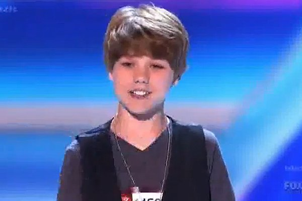 Video: Mini Justin Bieber sorprende en 'The X Factor'