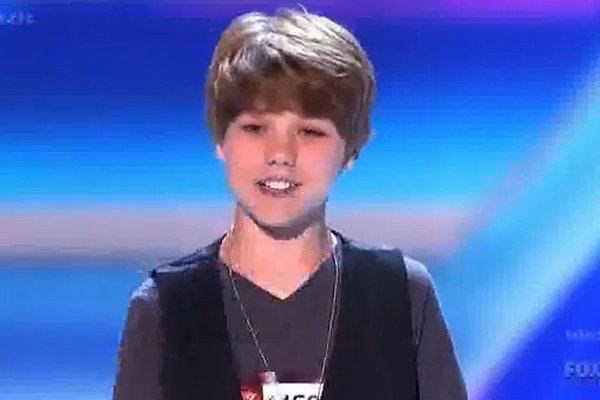 Video: Mini Justin Bieber sorprende en 'The X Factor'