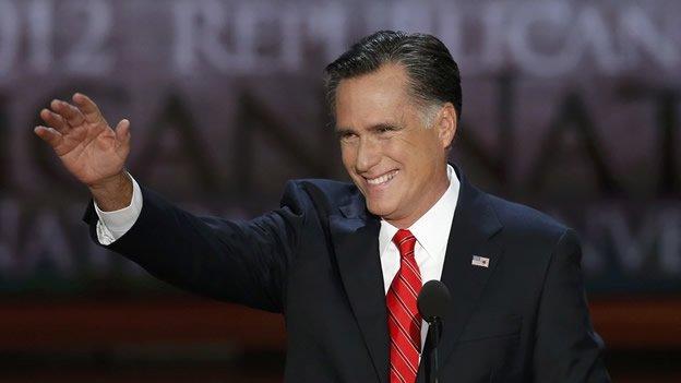 El video comprometedor de Mitt Romney