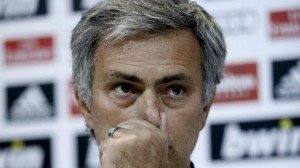 Mourinho se responsabiliza por la tristeza de Cristiano Ronaldo