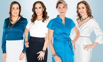 Las mujeres con más poder en México