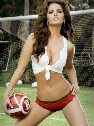 Fotos de las novias más lindas de futbolistas mexicanos