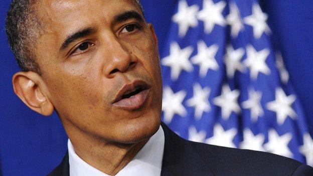 El pedido de Barack Obama a los estadounidenses