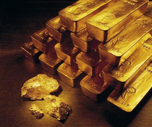 ¿Las reservas de oro son la salvacion de la crisis europea?