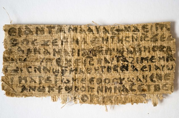 Gran polémica: ¿Jesús estuvo casado?