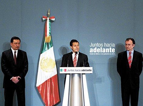 La condiciones de Peña Nieto para dialogar con AMLO