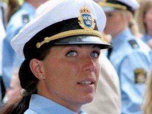 Paises con las policías más atractivas del mundo